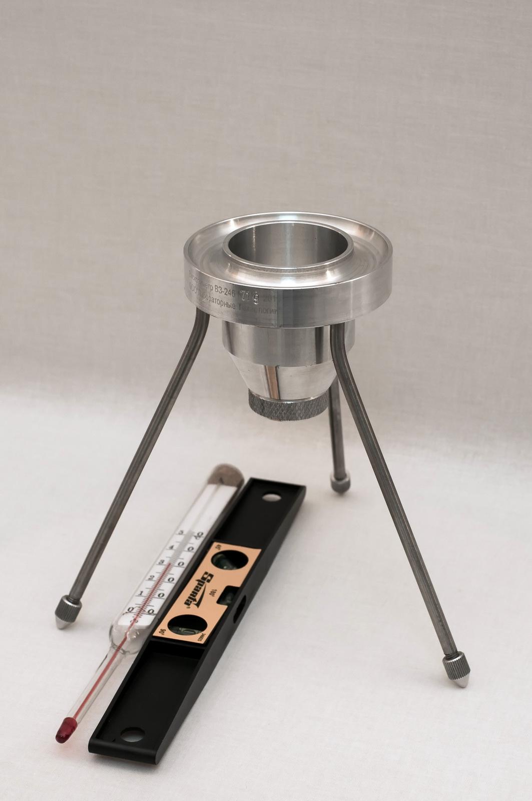 Чашка форда для измерения вязкости