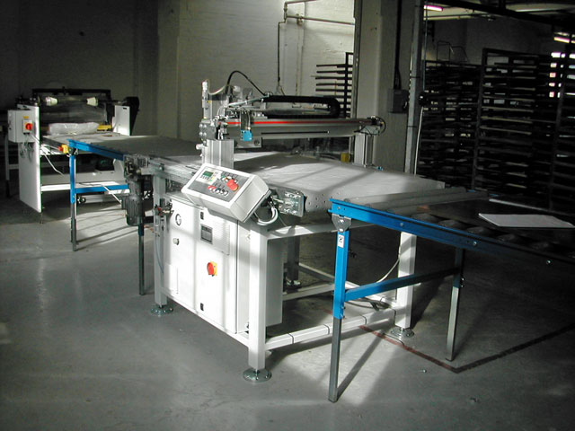 Одноголовочный полировальный станок в комплекте