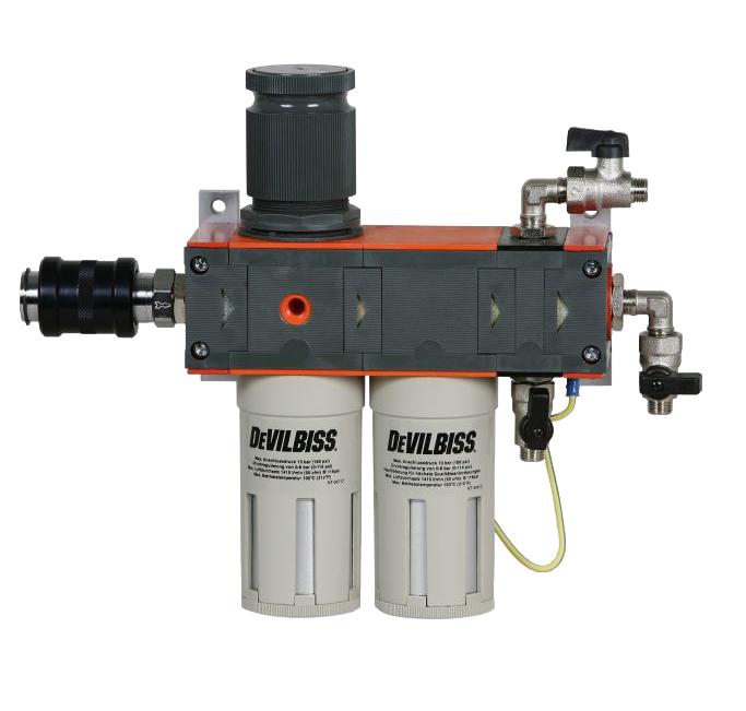 Фильтр - влагомаслоотделитель DVFR-2
