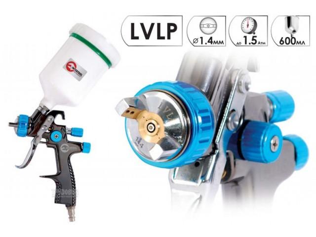 Сопло краскопульта LVLP диаметром 1,4 мм